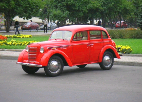 Moskvich-400